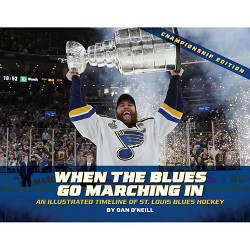 When the Blues Go Marching in - by  Dan O'Neill (Hardcover)