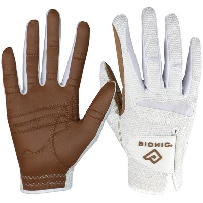 Bionic Women's Right Hand Relax Grip 2.0 Golf Glove