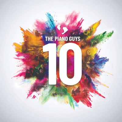 The Piano Guys - 10 (Deluxe) (CD)