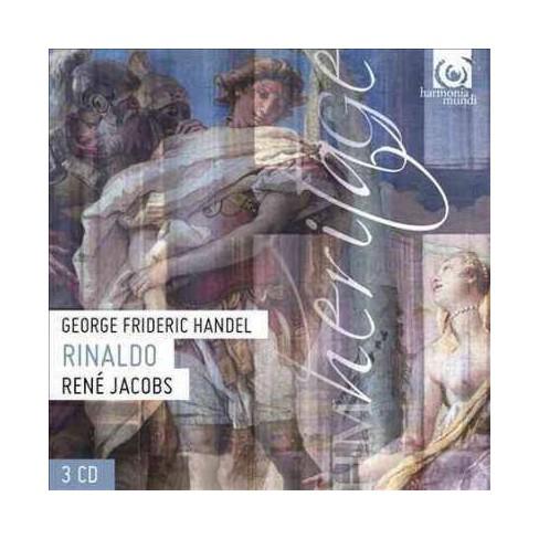 Freiburger Barockorchester - Handel: Rinaldo (CD) - image 1 of 1