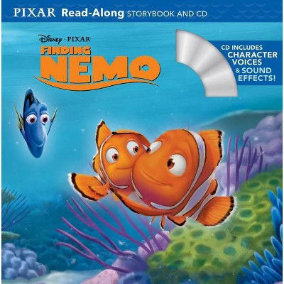 Finding Nemo Read-Along Storybook and CD by Disney Press (Paperback) by Disney Book Group