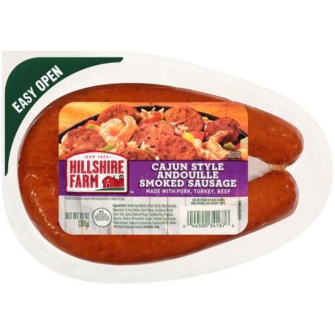 Hillshire Farm Cajun Style Andouille Smoked Sausage Rope - 13oz - image 1 of 3