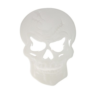 "Northlight 72ct Scary Skeleton Skull Hanging Halloween Decorations 14"""