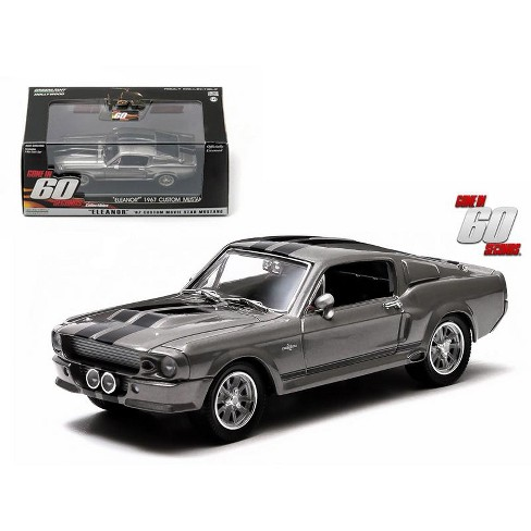1967 Shelby Gt500 Eleanor >> 1967 Ford Shelby Mustang Gt500 Eleanor Gone In Sixty Seconds Movie 2000 1 43 Diecast Car Model By Greenlight