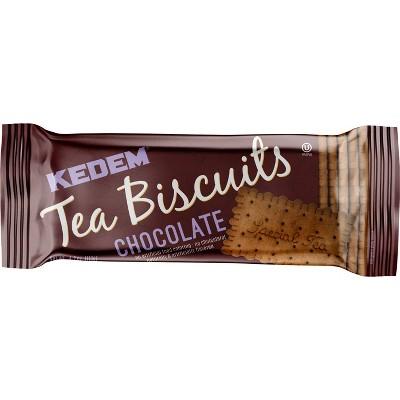 Kedem Chocolate Flavor Tea Biscuits - 4.2oz