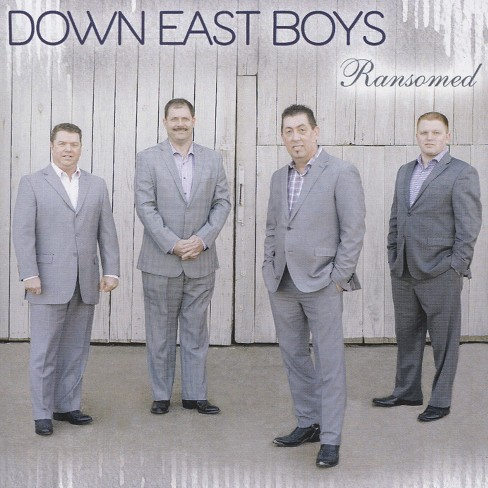 Down east boys - Ransomed (CD) - image 1 of 1