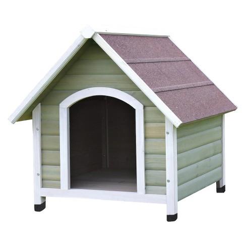 Trixie Nantucket Dog House - Large - Gray/White - image 1 of 1