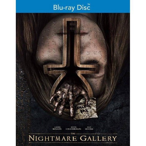 The Nightmare Gallery (Blu-ray) - image 1 of 1