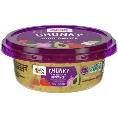 Good Foods Chunky Guacamole - 7oz - image 1 of 4