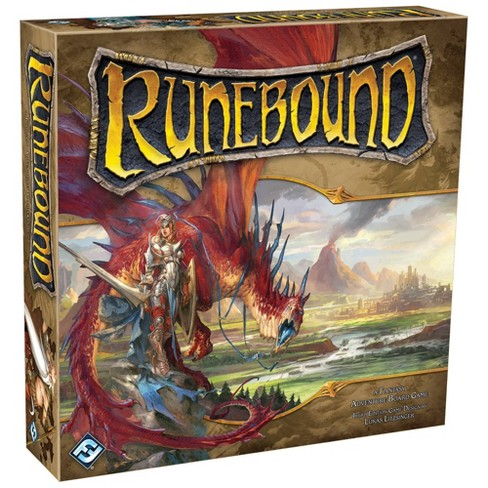 Fantasy Flight Games Runebound Third Edition Board Game - image 1 of 4