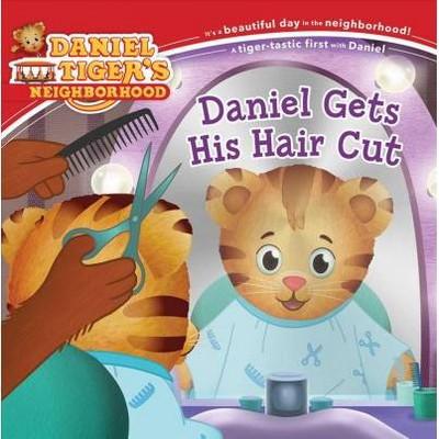 Daniel Gets His Hair Cut - (Daniel Tiger's Neighborhood) (Paperback)