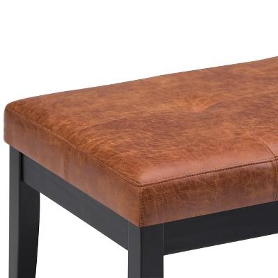 Abbey Tufted Ottoman Bench - Wyndenhall : Target