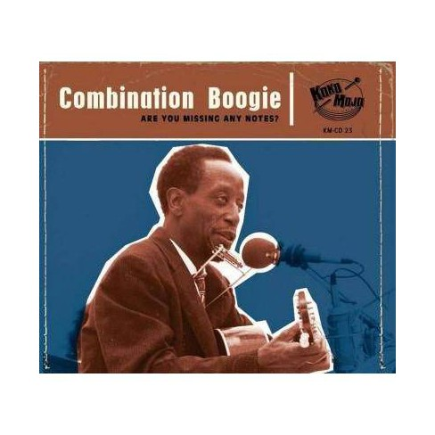 Various - Combination Boogie (CD) - image 1 of 1