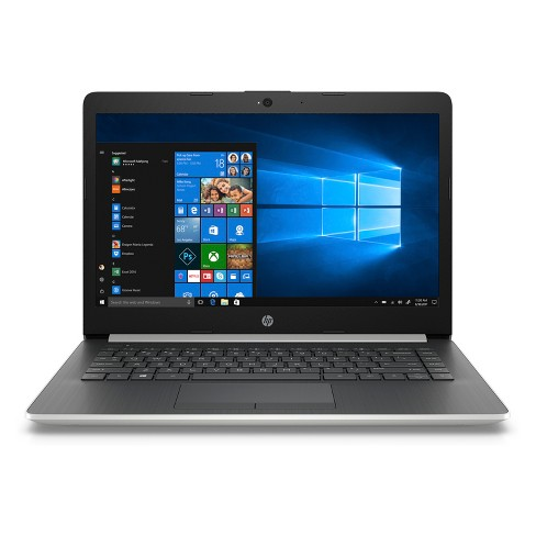 """HP 14"""" Laptop With Windows 10, 9+ Hour Battery, Bluetooth ..."""