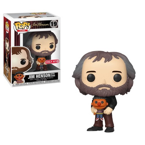 Funko POP! Icons: Jim Henson with Ernie (SDCC Debut) - image 1 of 3