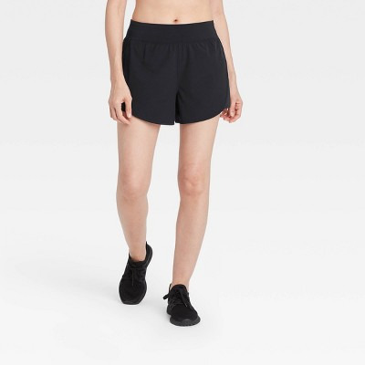 Women's Premium Knit Waistband Run Shorts - All in Motion™