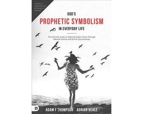 God's Prophetic Symbolism in Everyday Life : The Divinity Code to Hearing God's Voice Through Natural - image 1 of 1