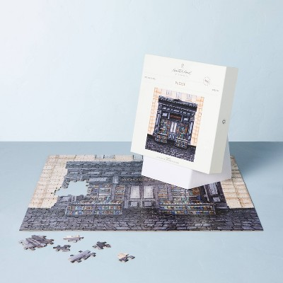 Bookshop Storefront Jigsaw Puzzle 400pc - Hearth & Hand™ with Magnolia