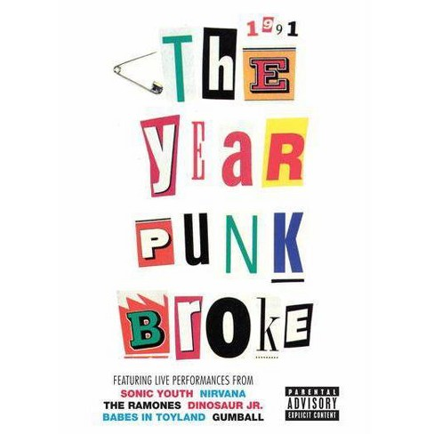 1991: The Year Punk Broke (DVD) - image 1 of 1