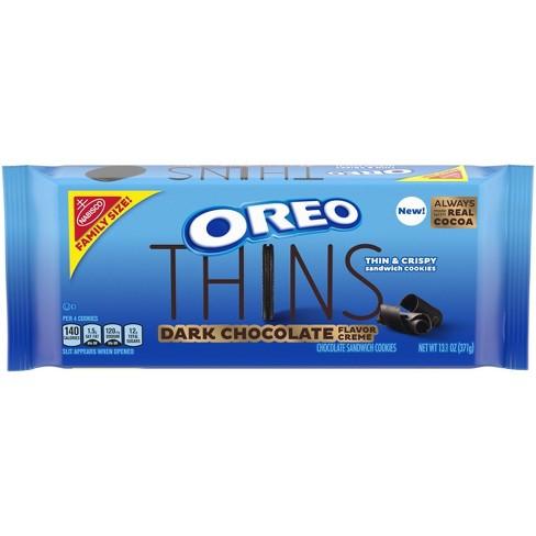 Oreo Thins Dark Chocolate - 13.1oz - image 1 of 2