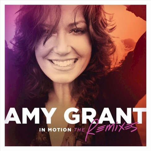 Amy grant - In motion:Remixes (CD) - image 1 of 1