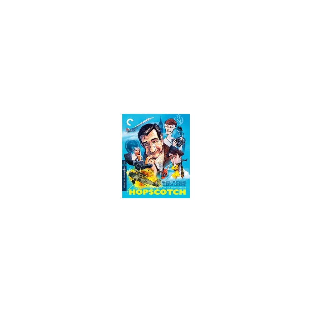 Hopscotch (Blu-ray), Movies