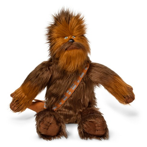 Star Wars The Force Awakens Chewbacca Pillow Buddy - image 1 of 1