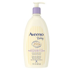 Aveeno 18  fl oz Fresh Baby Lotion