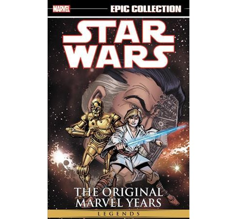 Star Wars Legends Epic Collection : The Original Marvel Years (Paperback) (Mary Jo Duffy & Archie - image 1 of 1