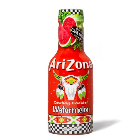 Arizona Watermelon Juice Cocktail 16.9oz - image 1 of 1