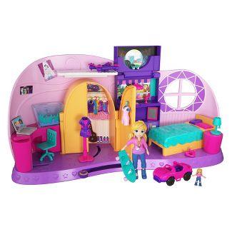 Polly Pocket Go Tiny! Room Playset