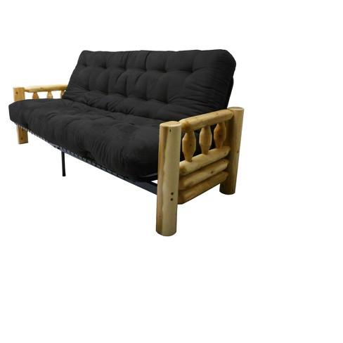 Lodge 8 Cottonfoam Futon Sofa Sleeper Epic Furnishings Target