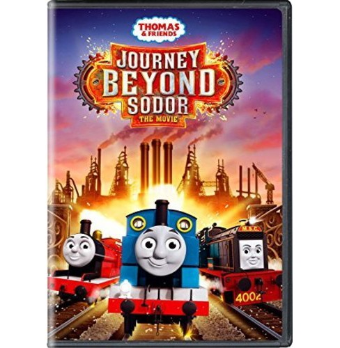 Thomas & Friends: Journey Beyond Sodor - The Movie (DVD) - image 1 of 1