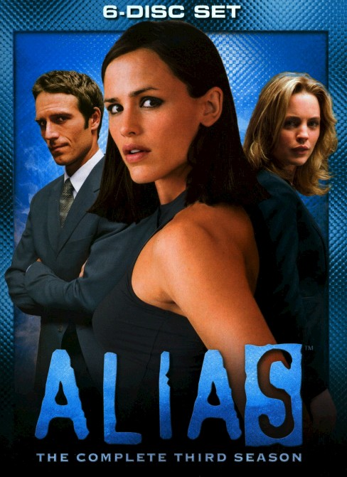 Alias: The Complete Third Season [6 Discs] - image 1 of 1