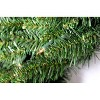 "Vickerman 42"" Prelit Camdon Fir Diamond Shaped Artificial Christmas Wreath - Clear Lights - image 2 of 3"