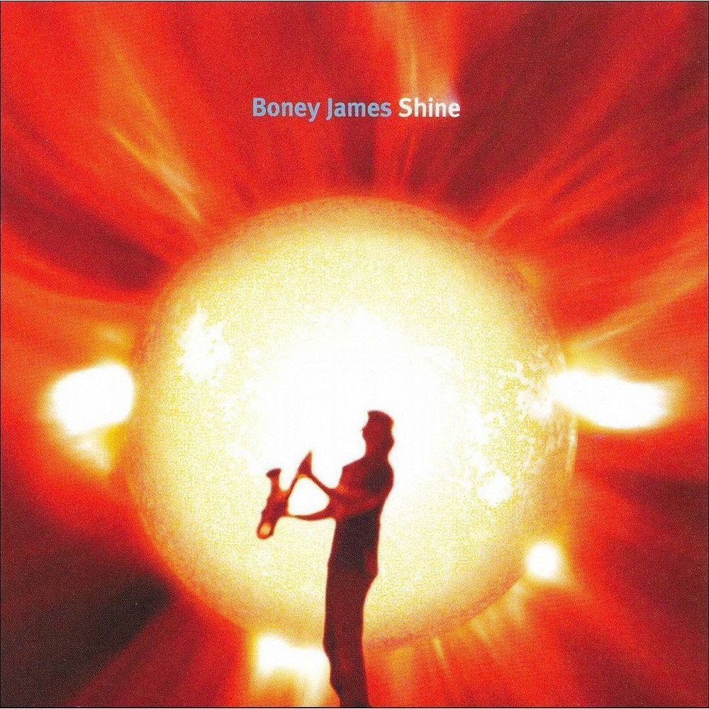 Boney James - Shine (CD), Pop Music