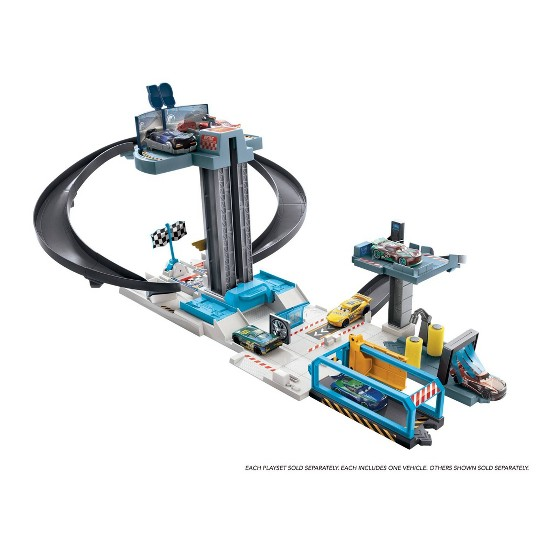 Disney Pixar Cars Rust-eze Racing Tower Playset image number null