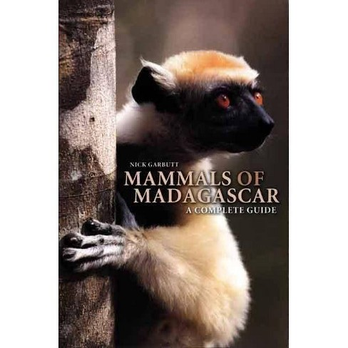 Mammals of Madagascar - by  Nick Garbutt (Paperback) - image 1 of 1