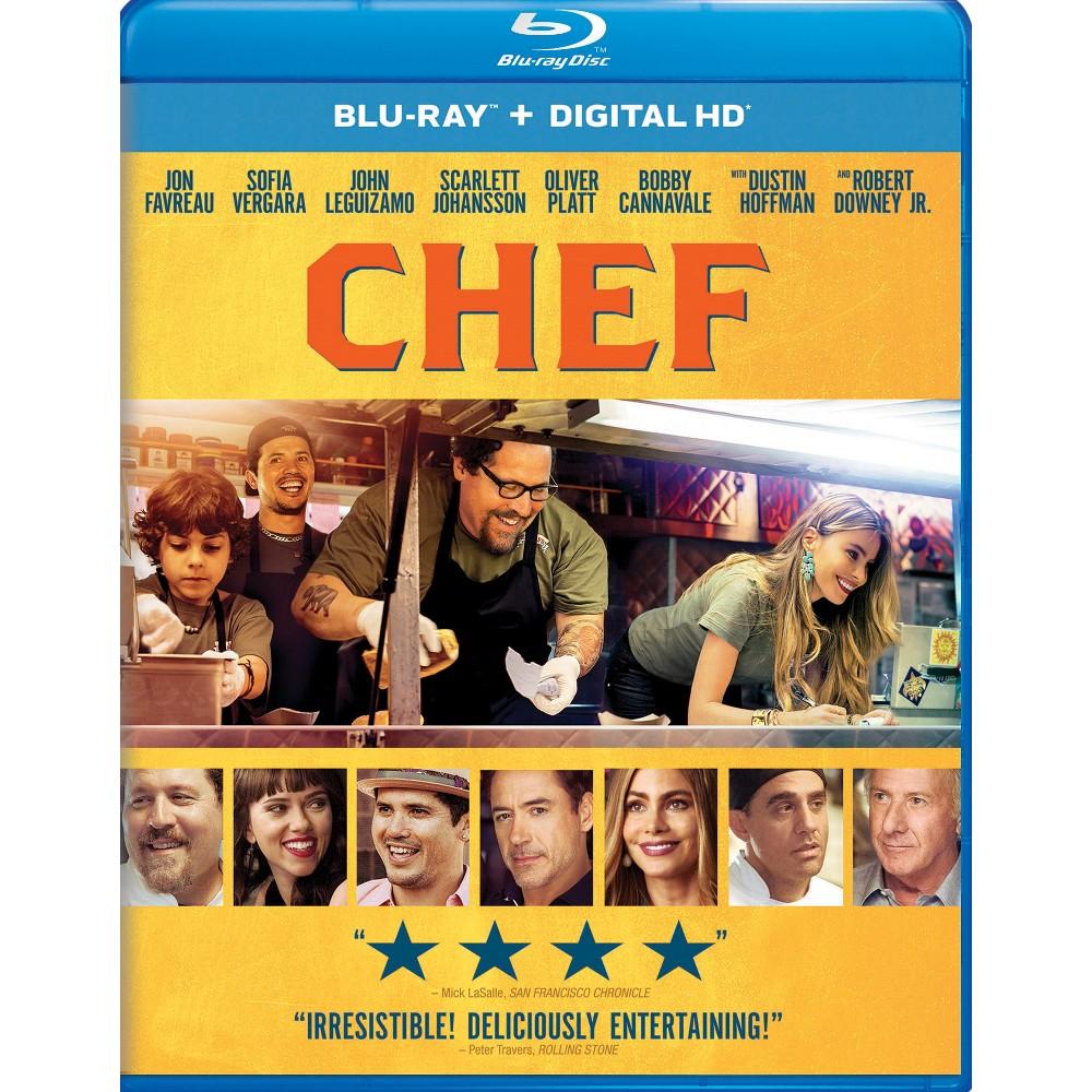 Chef (Blu-ray), Movies