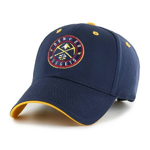 NBA Men's Denver Nuggets Moneymaker Hat - image 1 of 2
