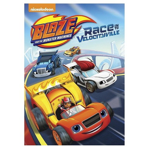 Blaze And The Monster Machines: Race Into Velocityville (DVD) - image 1 of 1