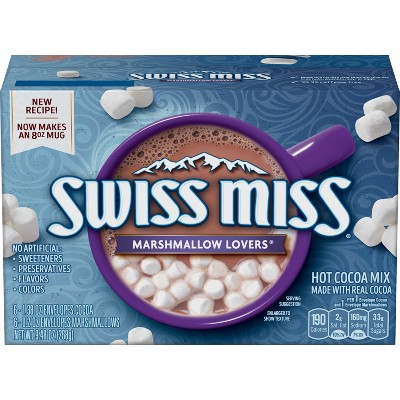 Swiss Miss Marshmallow Lovers Hot Cocoa Mix - 6ct