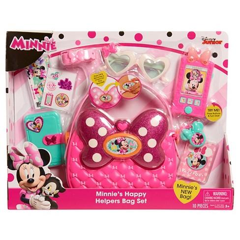 minnie s happy helpers bag set target