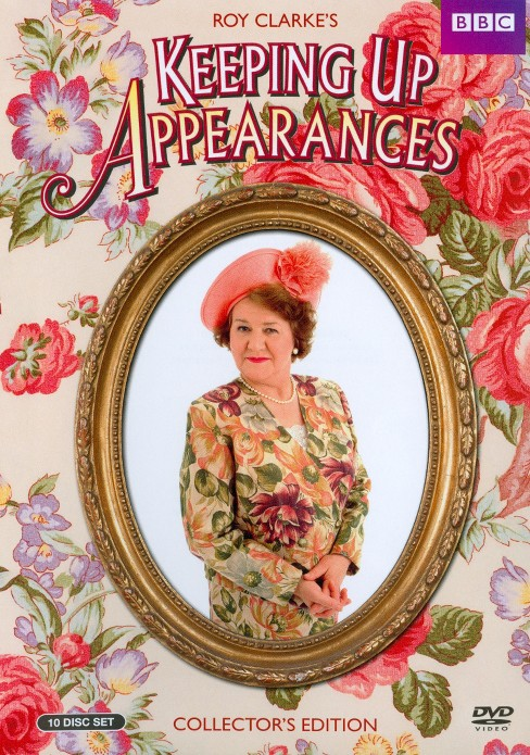 Keeping up appearances:Collector's ed (DVD) - image 1 of 1