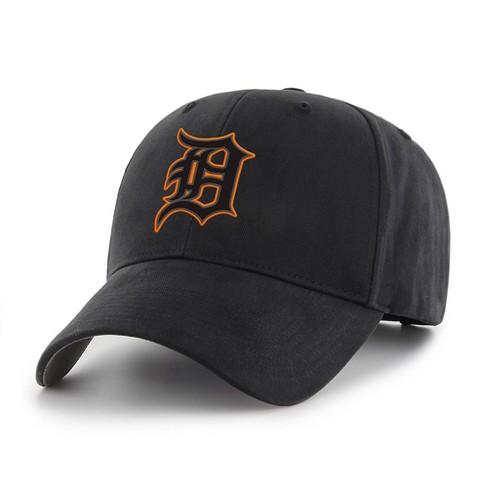 MLB Detroit Lions Classic Black Adjustable Cap/Hat by Fan Favorite - image 1 of 2
