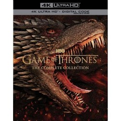Game of Thrones: The Complete Series (4K/UHD)(2020)