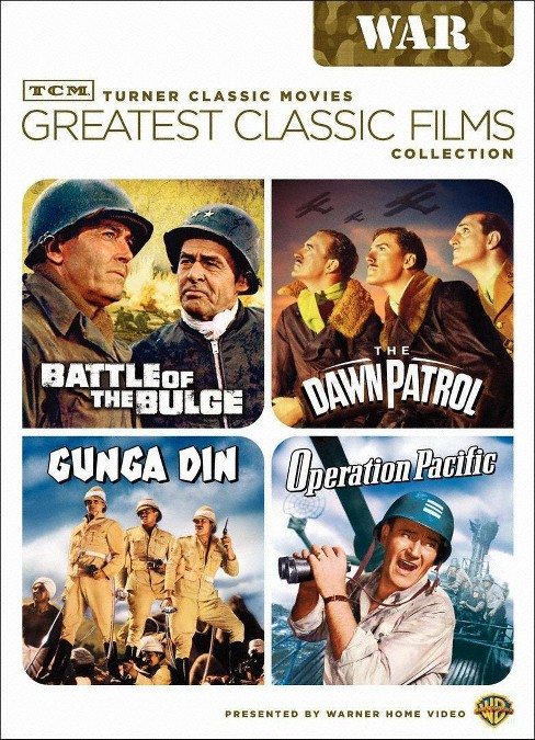 TCM Greatest Classic Films Collection: War (2 Discs) (dvd_video) - image 1 of 1