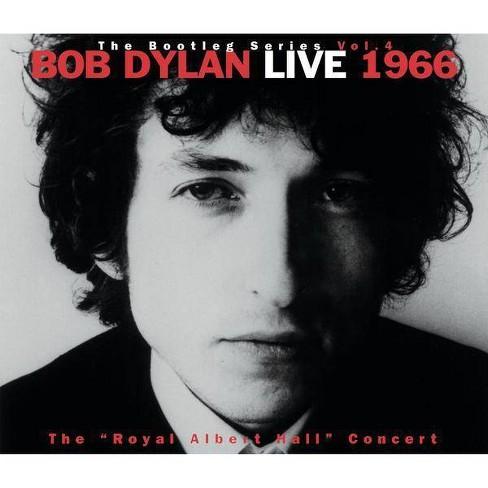 """Bob Dylan - The Bootleg Series, Vol. 4: Live 1966: The """"Royal Albert Hall"""" Concert (CD) - image 1 of 1"""