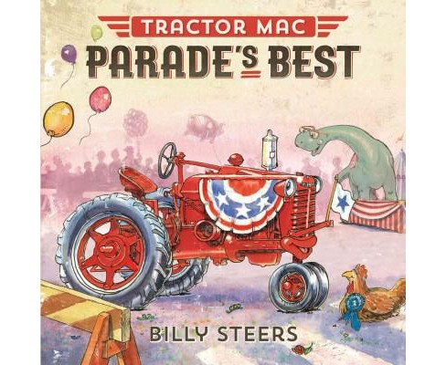 Tractor Mac Parade's Best (Reissue) (School And Library) (Billy Steers) - image 1 of 1