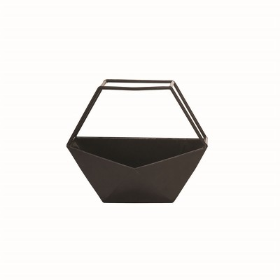 Geo Conservatory Planter - Foreside Home and Garden